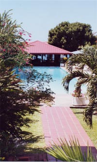 Sandy Point Village Holiday Accommodation From Tobago